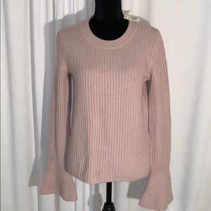 Madewell Size Small pink Sweater